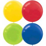 Ballons 24 Po.